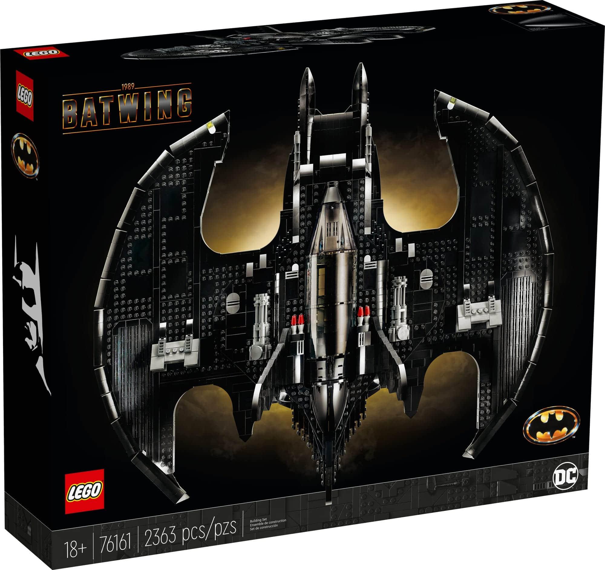 LEGO 76161 Batman 1989