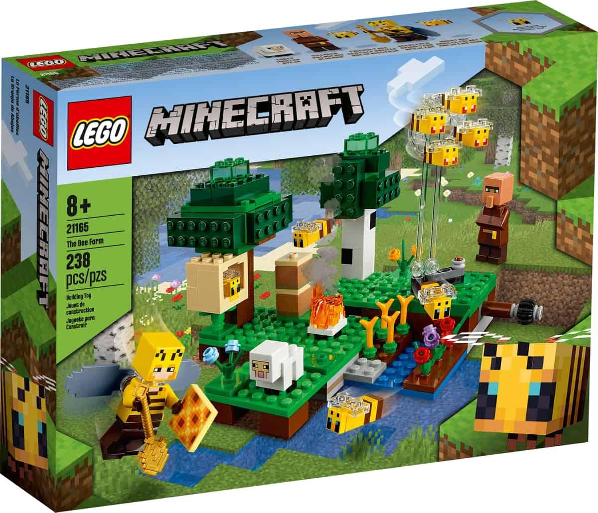 lego 21165 de bijenhouderij
