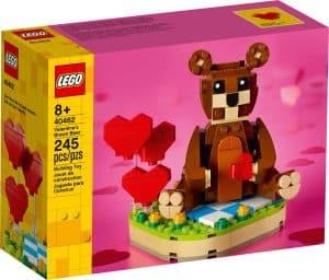 lego 40462 bruine valentijnsbeer