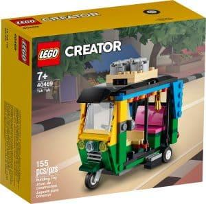 lego 40469 tuktuk
