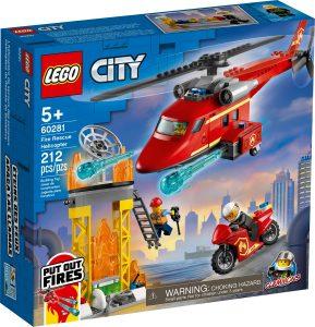 lego 60281 reddingshelikopter