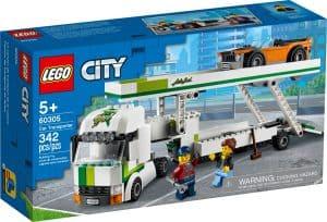 lego 60305 autotransportvoertuig