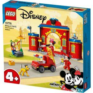 LEGO 10776 Mickey & Friends Fire Truck & Station - 20210502