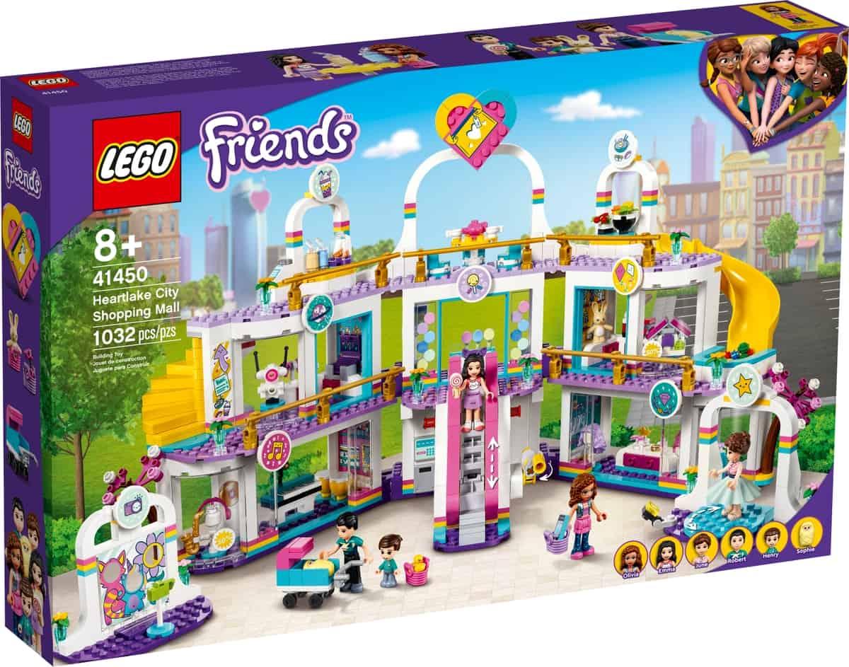 lego 41450 heartlake city winkelcentrum