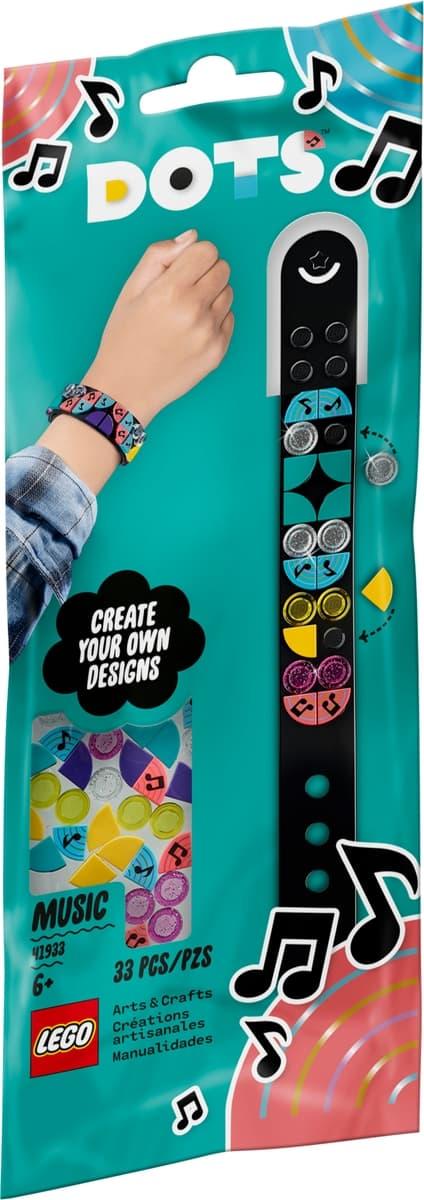 lego 41933 muziek armband