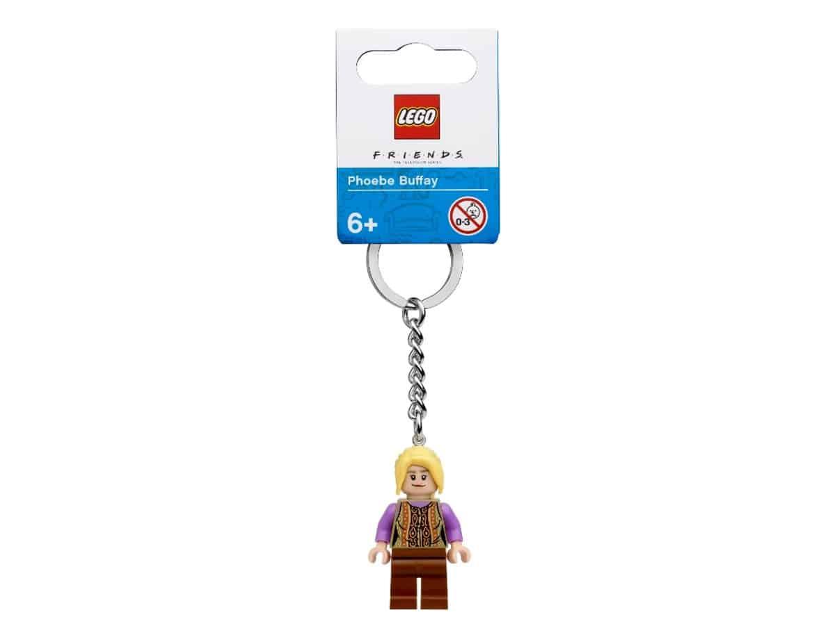 lego 854122 phoebe sleutelhanger