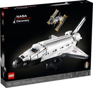 lego 10283 nasa ruimtevaart raket