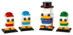 LEGO 40477 Dagobert Duck, Kwik, Kwek & Kwak - 20210503