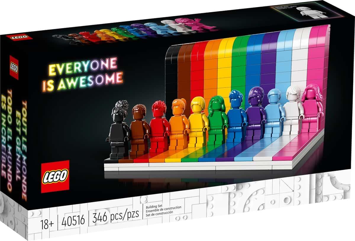 lego 40516 iedereen is super