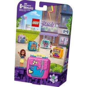 LEGO 41667 Olivia\'s Gaming Cube - 20210502