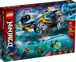 lego 71752 ninja sub speeder