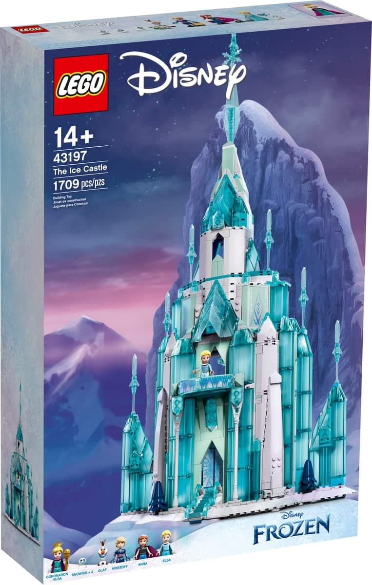 lego 43197 het ijskasteel