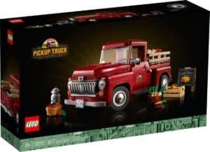 lego 10290 pick uptruck