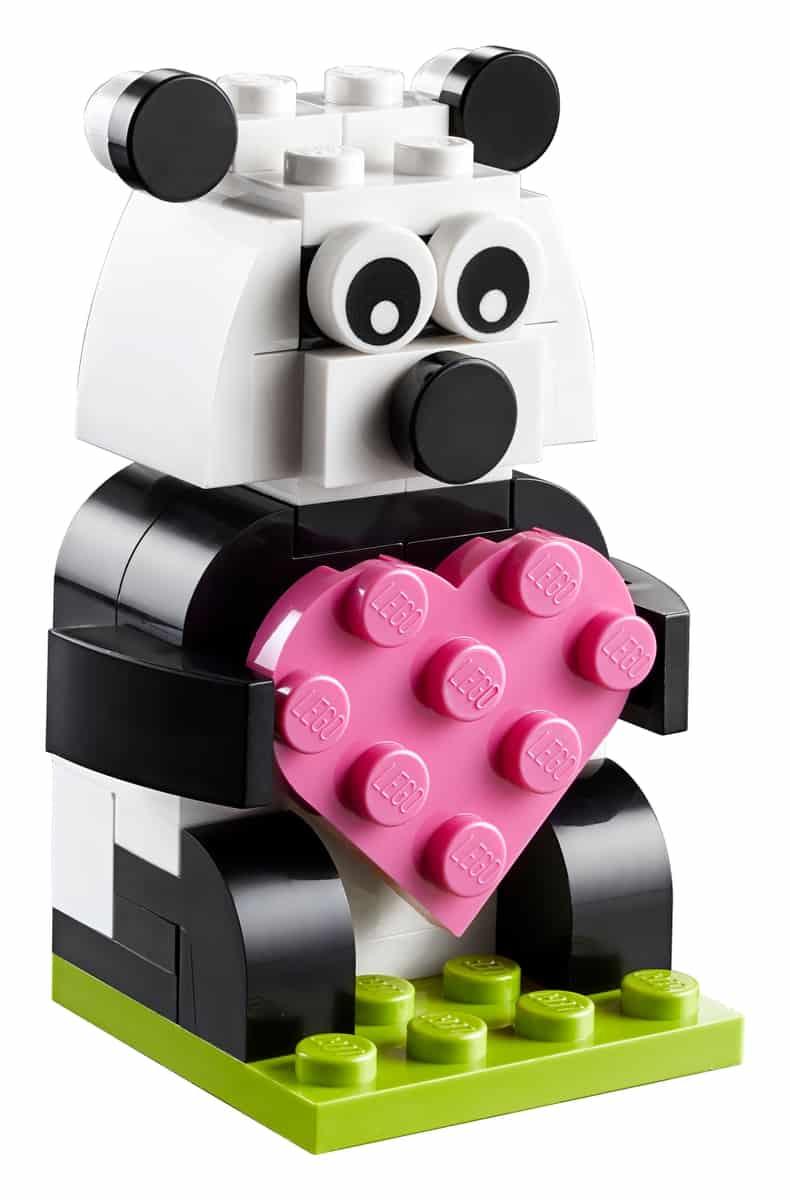 lego 40396 valentijnsdag