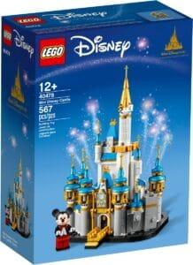 lego 40478 mini disney kasteel