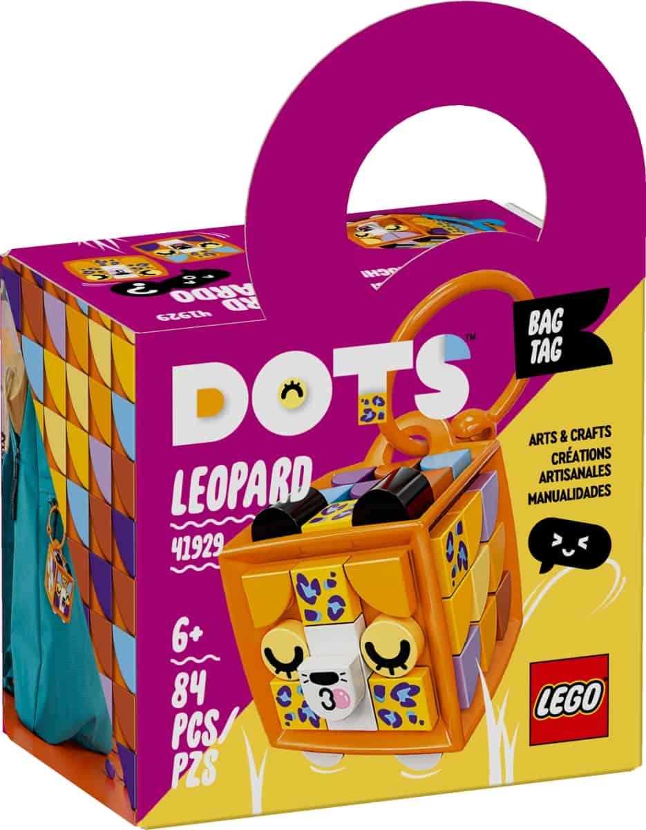 lego 41929 tassenhanger luipaard