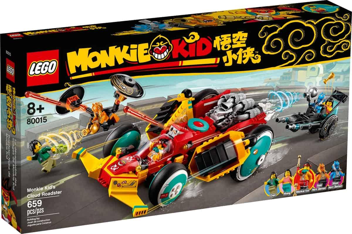 lego 80015 monkie kids wolkenwagen