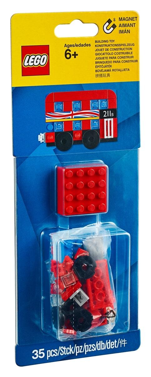 lego 853914 dubbeldekker bouwbare magneet