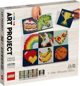 lego 21226 kunstproject samen creren