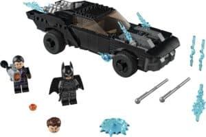 lego 76181 batmobile the penguin achtervolging